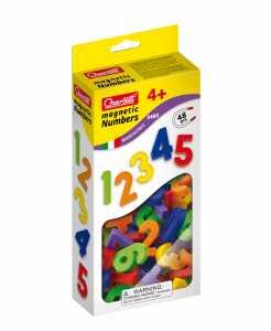 Toyland Astuccio Ricambi Numeri, Magnetici, 5463