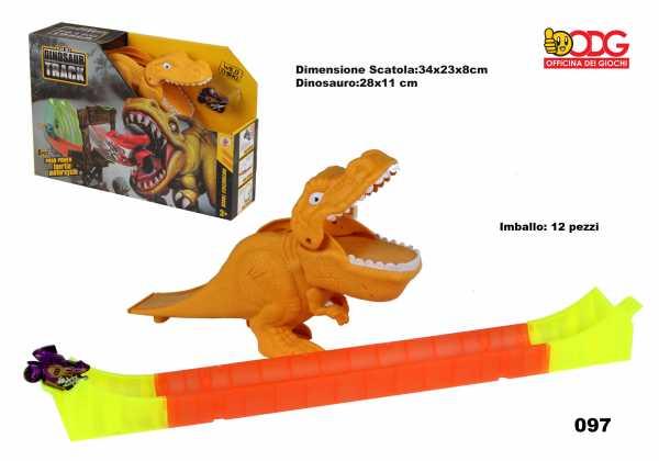 O.D.G. ODG097 Pista Dinosauro