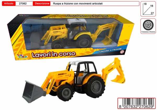 RUSPA DUPLO FRIZIONE CM 28 - Toys Garden (27062)