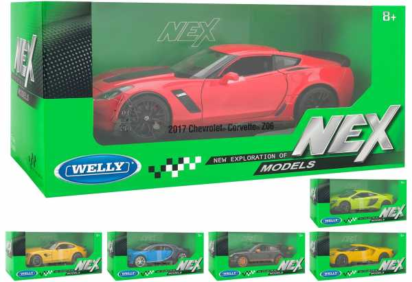 Globo Spa 39794 Welly Auto Die Cast 1:24