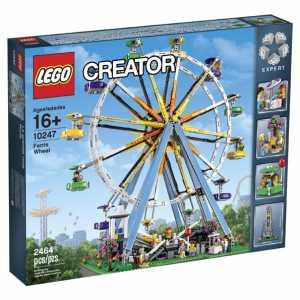 Lego 10247 - Set Costruzioni Creator Expert Ruota Panoramica