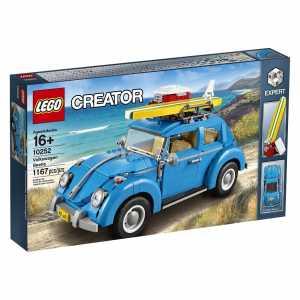 LEGO Creator Expert Maggiolino Volkswagen, Multicolore, 10252