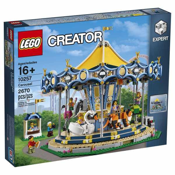 Lego 10257 - Creator Expert Giostra Carosello