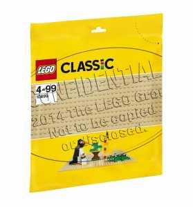 LEGO 10699 - Classic Base Sabbia