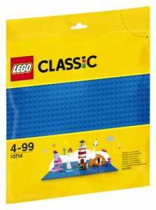 LEGO CLASSIC BASE BLU N18 (10714)