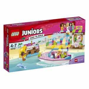 Lego Juniors 10747 - Vacanze Al Mare
