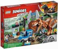 Lego Juniors - Set Mattoncini L'Evasione Del T. Rex, 10758