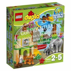Lego - 10804 - DUPLO Town - Giungla