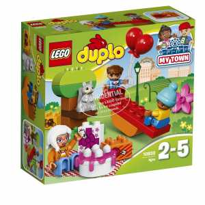 LEGO Duplo 10832 - Town Festa Di Compleanno Nel Parco