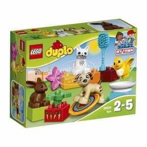 LEGO Duplo 10838 - Town Amici Cuccioli