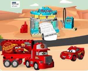 LEGO DUPLO CARS (10846)
