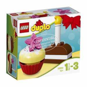 LEGO Duplo 10850 - Set Costruzioni Le Mie Prime Torte