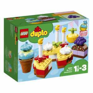 LEGO DUPLO MIA PRIMA FESTA N18 (10862)