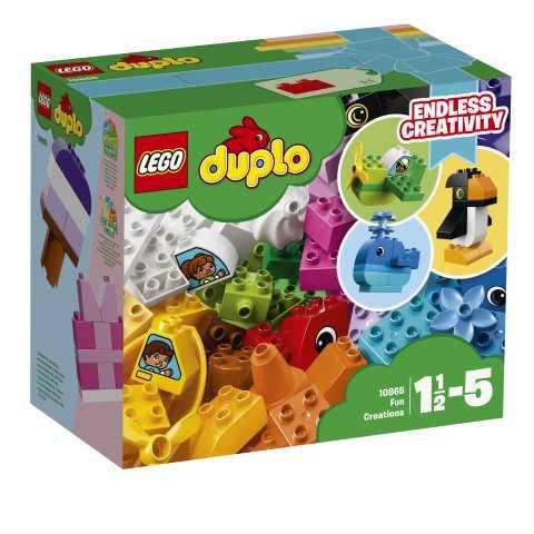 Lego Duplo My First-Creazioni Divertenti,, 10865