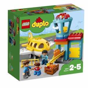 LEGO DUPLO LA MIA CITTA' AEREOPORTO N18 (10871)