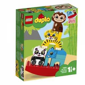 Lego Duplo I Miei Primi Animali Equilibristi Gioco Per Bambini, Colore Vari, 10884