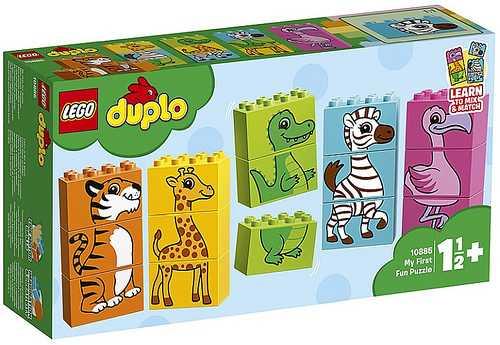 LEGO Duplo - Il Mio Primo Puzzle, 10885