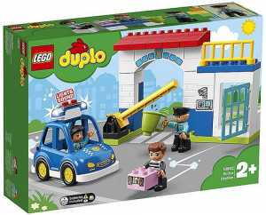 LEGO Duplo - Stazione Di Polizia, 10902