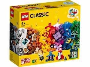 Lego Classic -  Gioco Per Bambini Le Finestre Della Creatività, Multicolore, 6250769