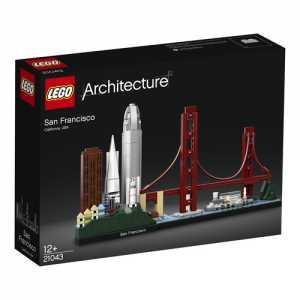 LEGO Architecture - San Francisco, 21043