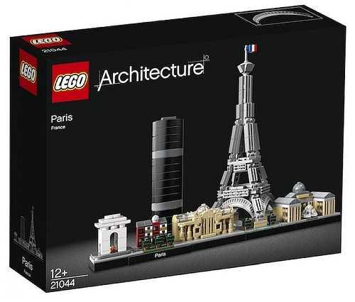 LEGO Architecture - Parigi, 21044