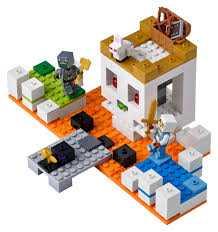 LEGO Minecraft - L'Arena Del Teschio, 21145