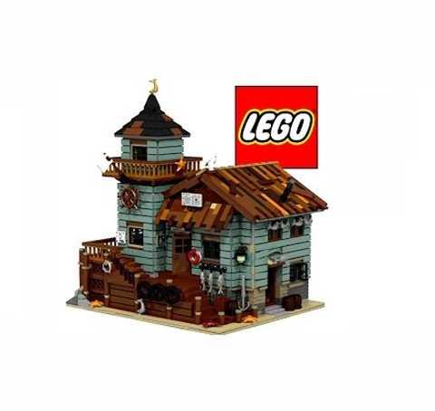 LEGO IDEAS MISSILE (21309)