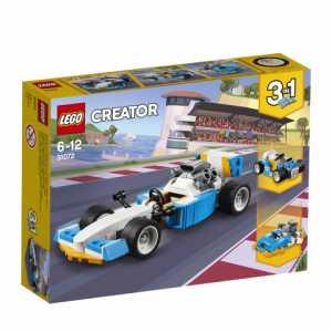 LEGO CREATOR BOLIDI ESTREMI N18 (31072)