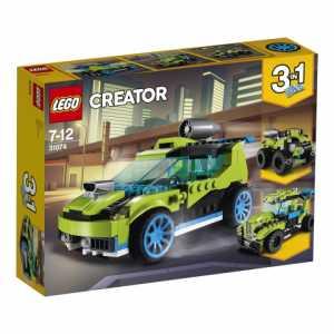 Lego Creator - Auto Da Rally Rocket, 31074