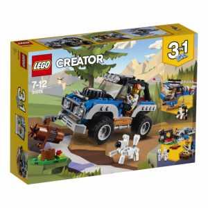 LEGO CREATOR AVVENTURE DESERTO N18 (31075)