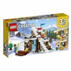 LEGO CREATOR VACANZA INVERNALE N18 (31080)