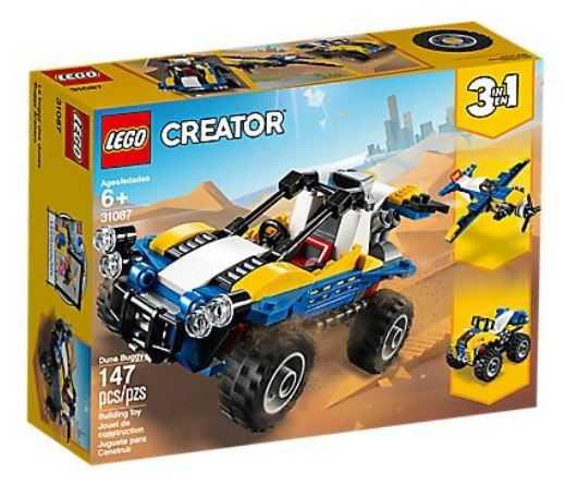 LEGO Creator - Dune Buggy, 31087