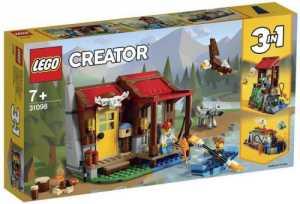 LEGO Creator  -  Gioco Per Bambini Avventure All'Aperto, Multicolore, 6253602