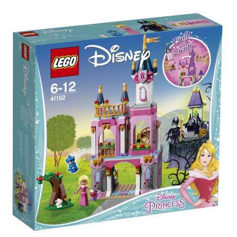 Lego Disney Princess 41152 - La Bella Addormentata Il Castello Delle Fiabe