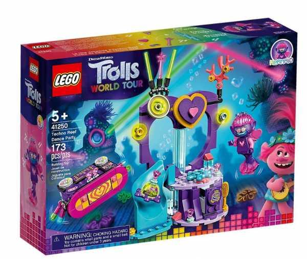 LEGO TROLLS WATER (41250)