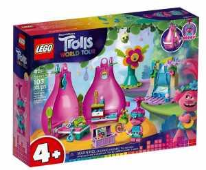 LEGO Trolls- World Tour, Il Baccello Di Poppy Set Di Costruzioni Con Troll Più Molti Accessori Per Avventure E Il Gioco Di Ruolo, Per Bambini +4 Anni, 41251