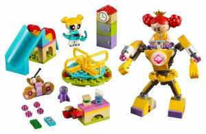 LEGO PowerPuff Girls Duello Al Parco Giochi Di Dolly,, 5702016111729