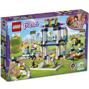 Lego Friends L'Arena Sportiva Di Stephanie,, 41338