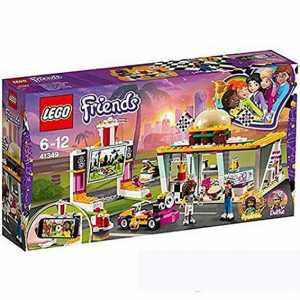Lego Friends Il Fast-Food Del Go-Kart,, 3.LE41349