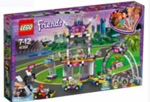 Lego Friends La Grande Corsa Al Go-Kart, Colore, Taglia Unica, 41352
