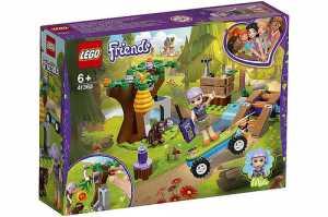 LEGO FRIENDS L'avventura Nella Foresta Di Mia (41363)