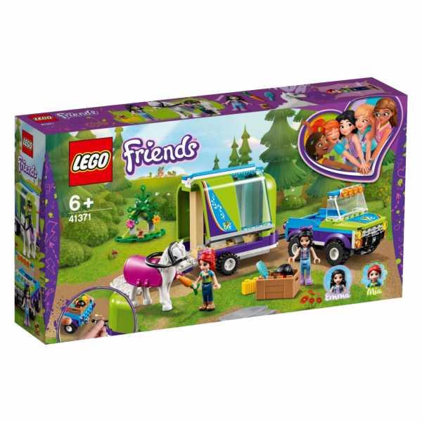 LEGO FRIENDS RIMORCHIO CAVALLI MIA (41371)