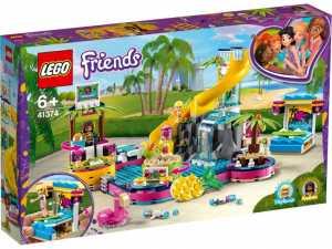 LEGO Friends -  Gioco Per Bambini La Festa In Piscina Di Andrea, Multicolore, 6251655