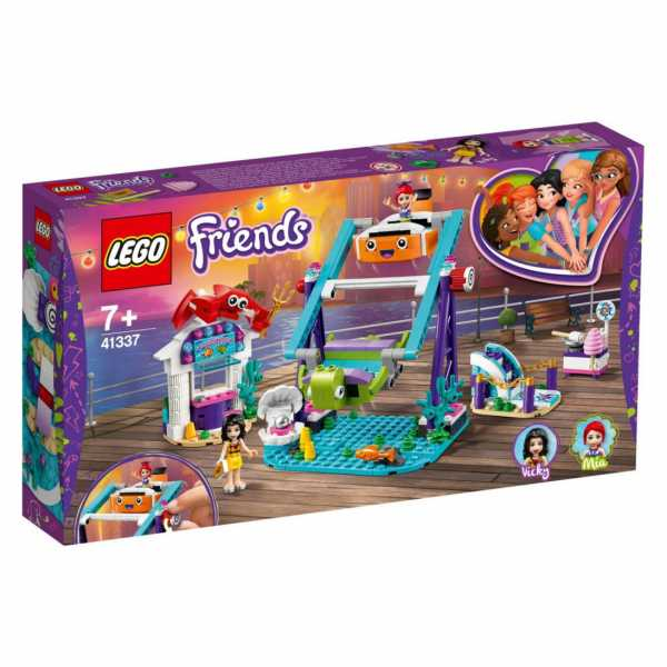 Lego Friends - Giostra Sottomarina, 41337