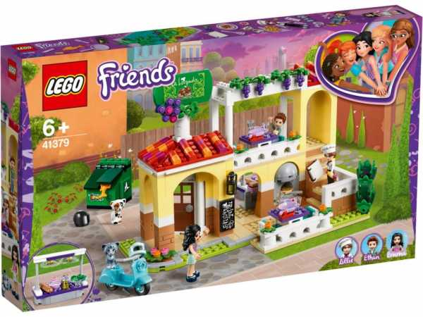 Lego Friends - Il Ristorante Di Heartlake City, 41379