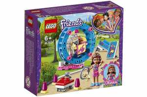 LEGO Friends - L'area Gioco Del Criceto Di Olivia, 41383