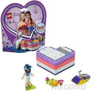 LEGO FRIENDS SCATOLA CUORE ESTATE EMMA (41385)