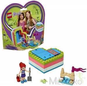 LEGO FRIENDS SCATOLA CUORE ESTATE EMMA (41388)