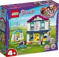 LEGOFriendsPlaysetLa Casa Di Stephanie 4+ Con I Membri Della Famiglia, Giocattoli Per Bambini In Età Prescolare, 41398