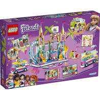 LEGO - Friends Divertimento Estivo Al Parco Acquatico Set Di Costruzioni, Idea Regalo Bambini Di 8+ Anni, 41430